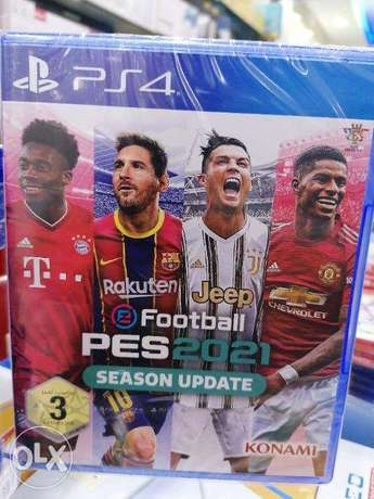 Pes2021 Seson update