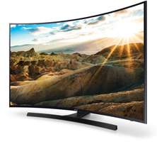 Samsung_65inch curved smart UHD 4k led television+wall bracket