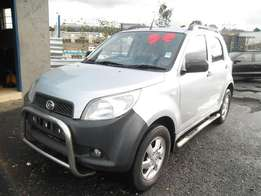 Daihatsu Terios 2009 Model with 4 Doors, Factory A/C and C/D Player