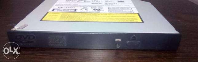 DVD laptop drive by Panasonic Model No. UJDA750