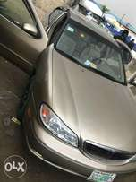 Infiniti few months old for sale