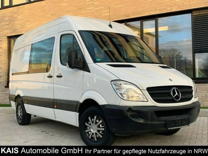 Mercedes-Benz Sprinter II 316 CDI Kasten L2H2*163PS*AHK*1HAND* - 2009