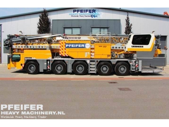 Liebherr MK140 PLUS 94.4m Lift Height, Also Available For R - 2017