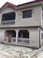 4 flats storey building for sale in Agric ikorodu.