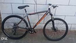 Avalanche Mountain bike