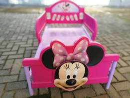 Toddlers Minnie Mouse Bed