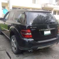 Registered 2007 ML 350