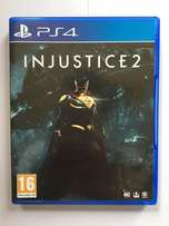 PS4 Injustice 2 Game