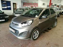 2012 Kia Picanto 1.0, with ONLY 49000km, Full Service History