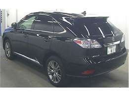 Very clean black lexus rx350 model 2009