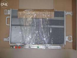 MERCEDES C CLASS W203 4 cylinder 03 ON Air-con condenser R1895