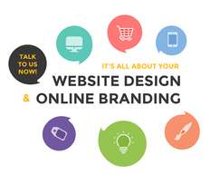 Website Design, 5 email,Free Fax to email ,Fee Logo ect for Only R899