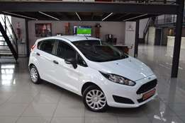 Ford Fiesta 1.4 Ambiente Manual 5 Door (71kW)