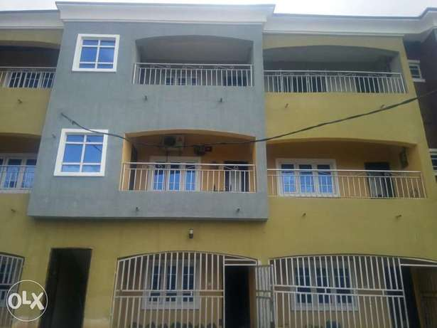 2bedroom flat to let in agip estate Port Harcourt - image 1