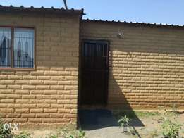 House for sale ext 6