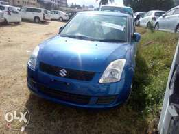 Blue Suzuki swift 1000 cc new KCP Number