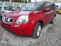 Nissan X-Trail red just arrived