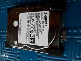 External hard disc 2tera