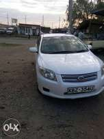 Toyota Axio KBZ very clean 690k