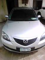 2006 Mazda 3, Manual , 4 doors clean and drives well. Hatchback