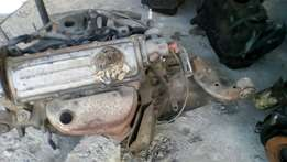 1979 Golf1 1.1 complete engine