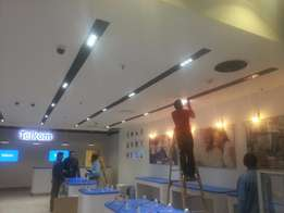 Drywall Partitioning Contractors   Ceilings Contractors Johannesburg