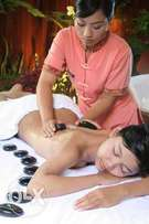 Full Body Massage Therapy Hotel Service