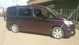 priced to go nissan serena