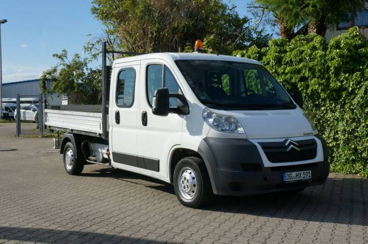 Citroën Jumper Kipper 3.5 t Klima - 2011
