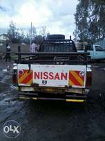 Nissan p up