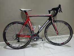 Merida reacto 909 scultura full carbon road bike and Dura Ace componen