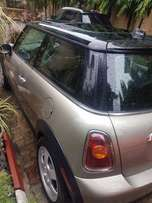 Direct clean tokunbo Mini Cooper
