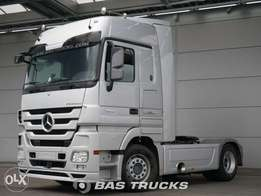 Mercedes Actros 1846 LS - To be Imported