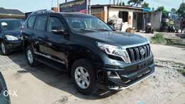 Foreign Used 2014 Toyota Land Cruiser Prado TX L In Excellent Conditio