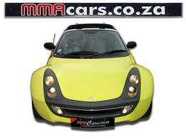 2004 SMART ROADSTER auto tronic – CASH ONLY R99,890.00