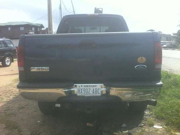 F350 Ford Pick up Forsale Ibadan North - image 4
