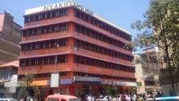 Sale of Nyakio House, Nairobi CBD, River Road! 1.1M Monthly income