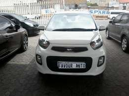 Kia Picanto 1,0, Model 2015, Mileage 39000km, Colour White
