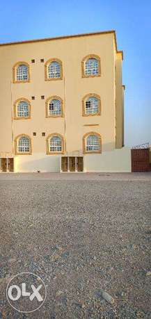 Newly Renovate Building for rent in Falaj Al Qabail area for Bachelors