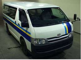 Toyota hiace 7l box matatu diesel 1KD engine,finance terms accepted