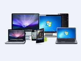 Do you have laptops, computers, Tv or cellphones you want to sell