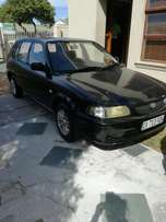 Toyota Tazz one lady owner..2005 model..1.3
