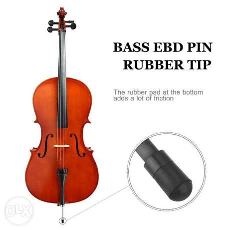 Cello Bass end pin Rubber cover