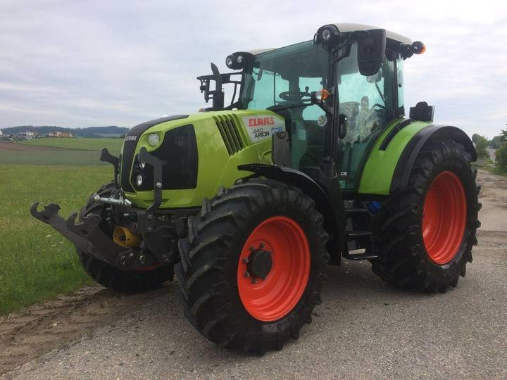 Claas Arion 440 CIS - 2016