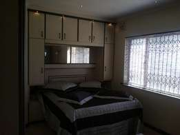Stunning room with double bed and balcony
