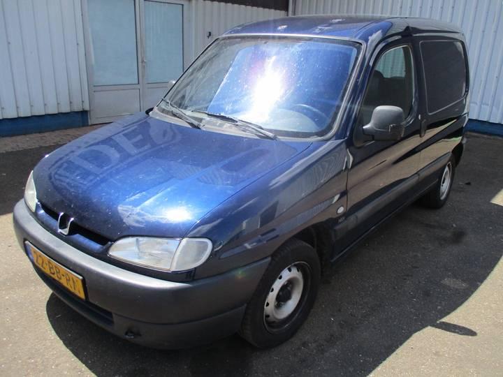 Peugeot Partner HDI , Airco - 2002