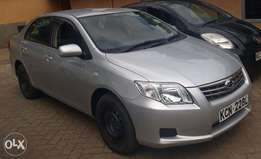 Very Clean Toyota Axio