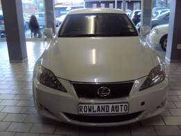 2007 Lexus IS 250 Auto for sell R135000