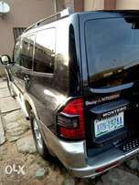 Two months used Mitsubishi montero for sell in awka
