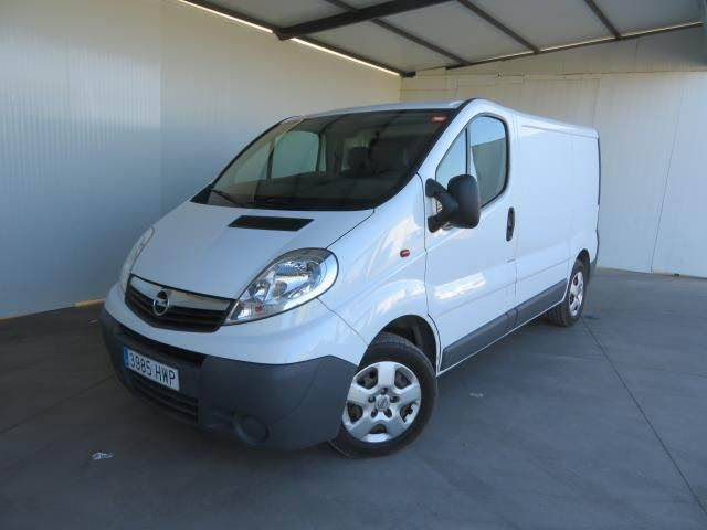 Opel Vivaro Fg. 2.0cdti 27 L1h1 114 E5 - 2014